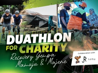 DUATHLON FOR CHARITY