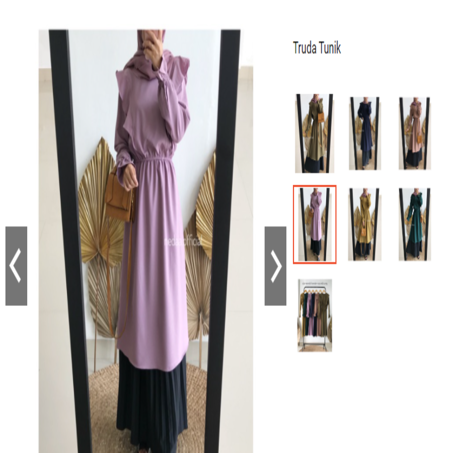 Truda Tunik by @neda_official