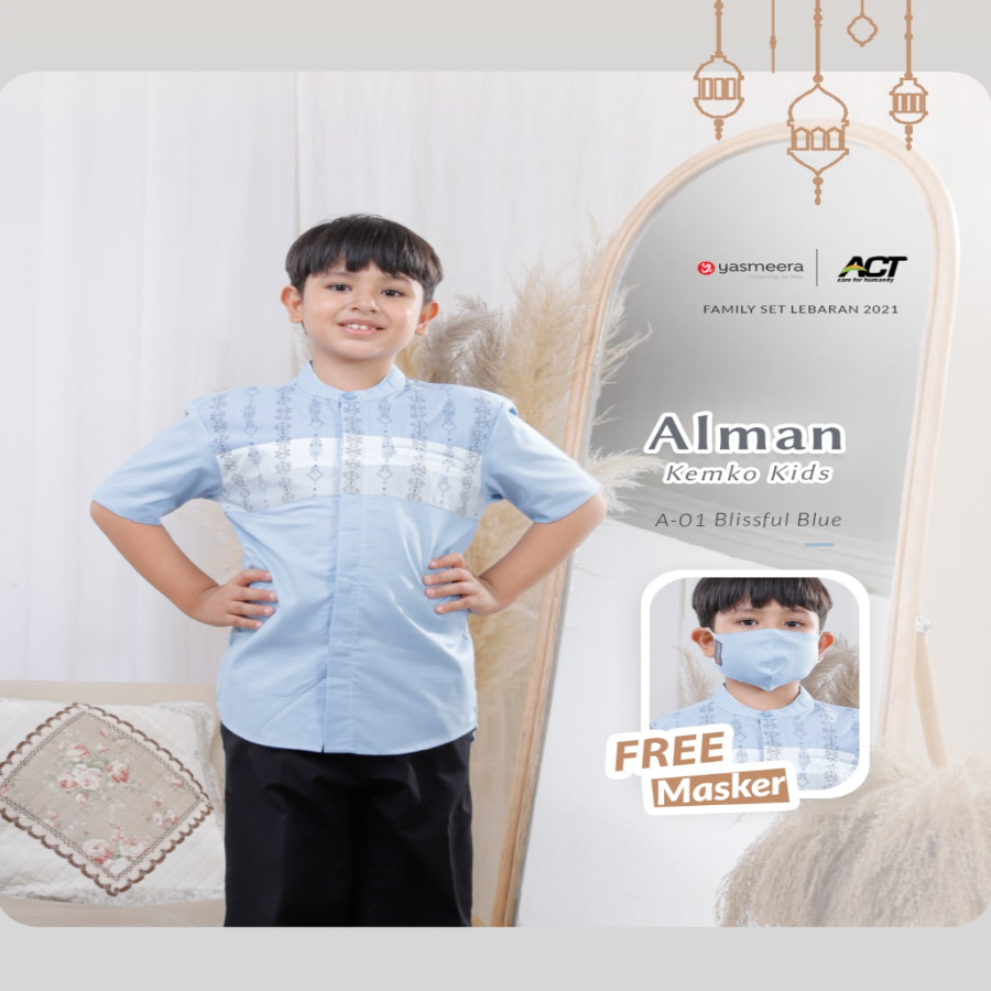 KEMKO ALMAN KIDS M-L (FAMILY SET SERIES 2021)